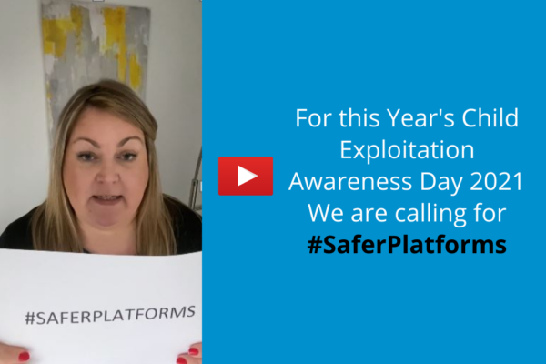 Child Exploitation Awareness Day 2021