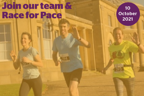 Race for Pace - Manchester